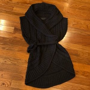 BCBG Wrap Sweater Vest